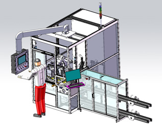 Security Print Handling System